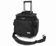 UDG Ultimate SlingBag Trolley DeLuxe Black/Grey Stripe U9981BG